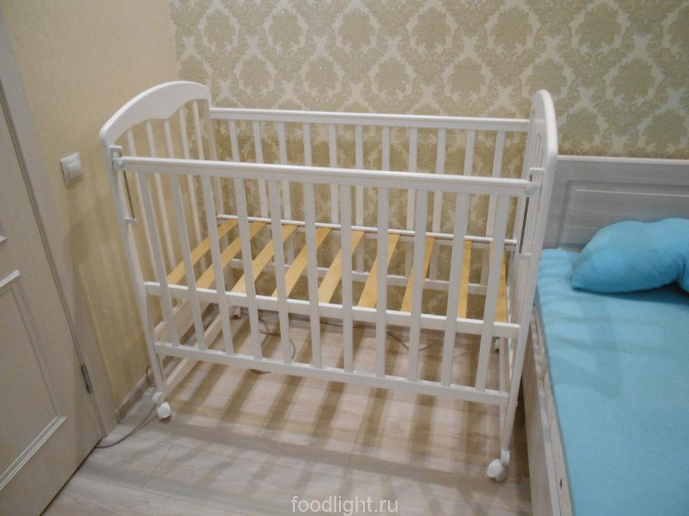 """кроватка """"Фея"""" 325"""