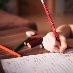 Когда ребенок может писать прописные буквы