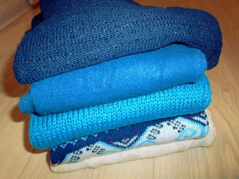 свитера, осень