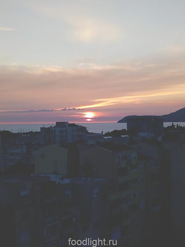 Бар, Черногория, Первые впечатления
