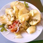 Картофель запеченый в фольге в духовке