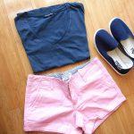 Лето. Что одеть в жаркий летний день