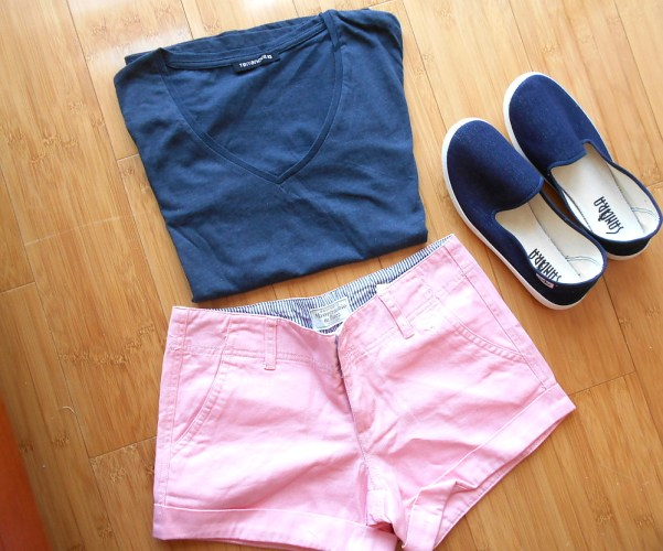 Лето. Что одеть в жаркий летний день graphic