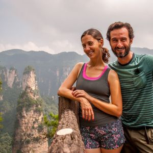 Guide to walk the Zhangjiajie natural park in China: