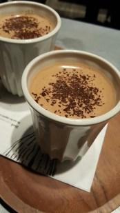 At Hotel Chocolat