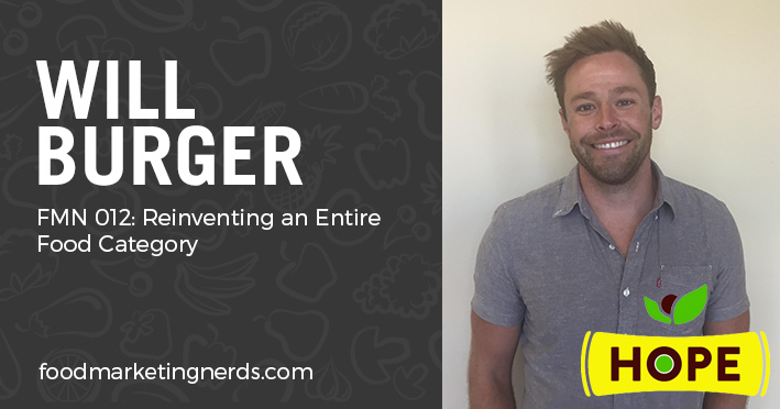 food marketing podcast will burger