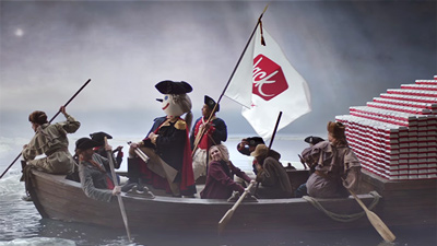 jack in the box facebook campaign