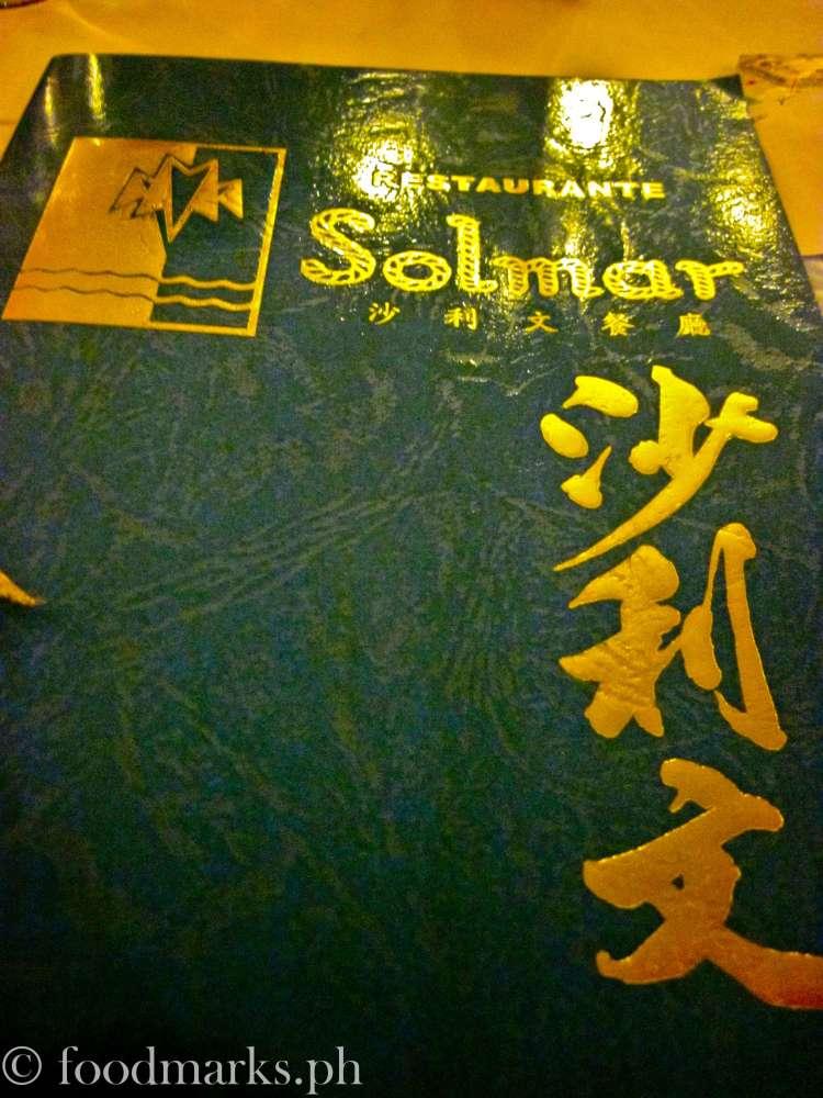 Solmar: Take Two Please? (6/6)