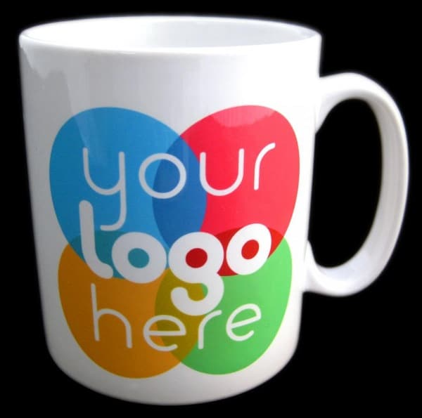 Logo Printed Mug
