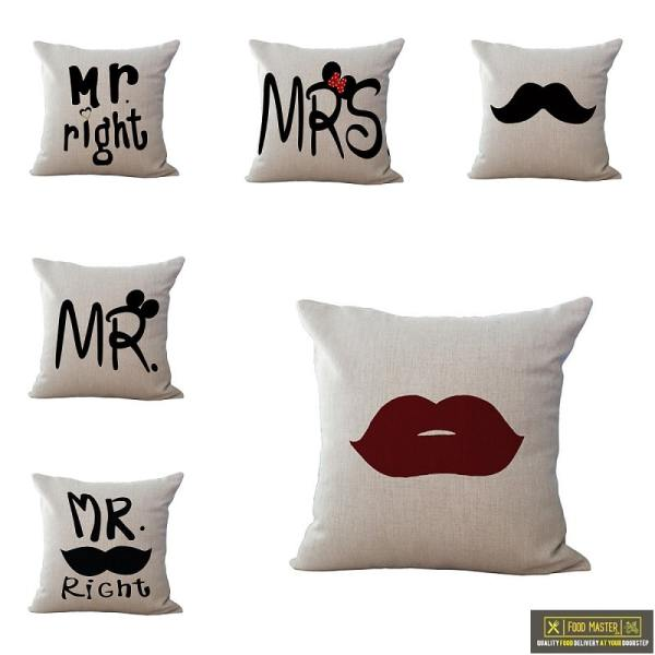 Customized Cushions 1