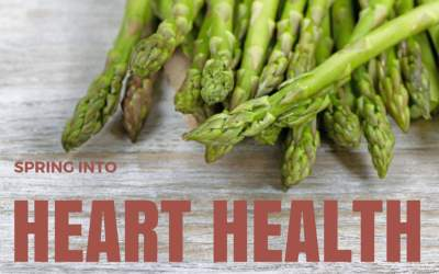 8 Tips to Help You Spring Into Heart Health!