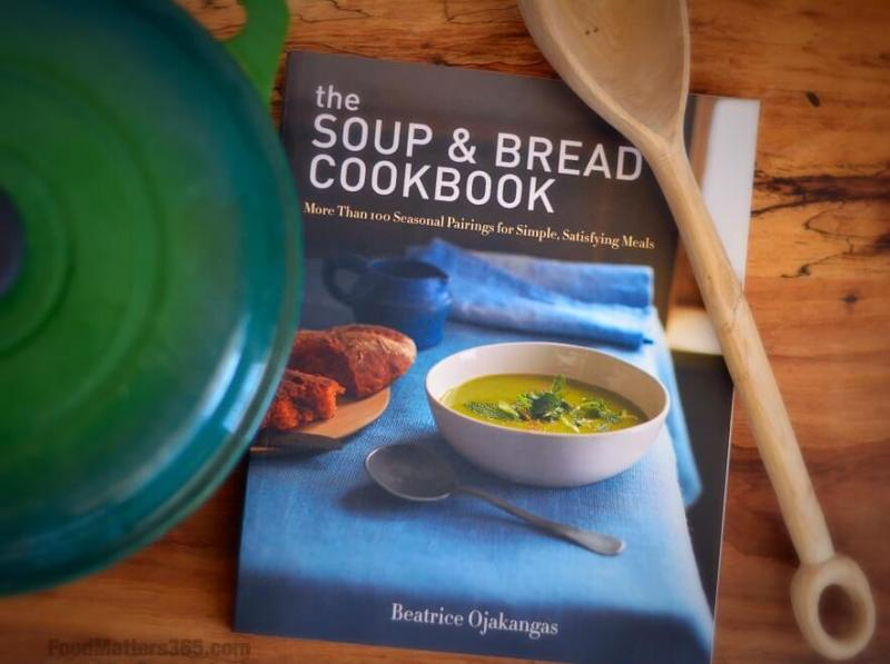 The Soup and Bread Cookbook