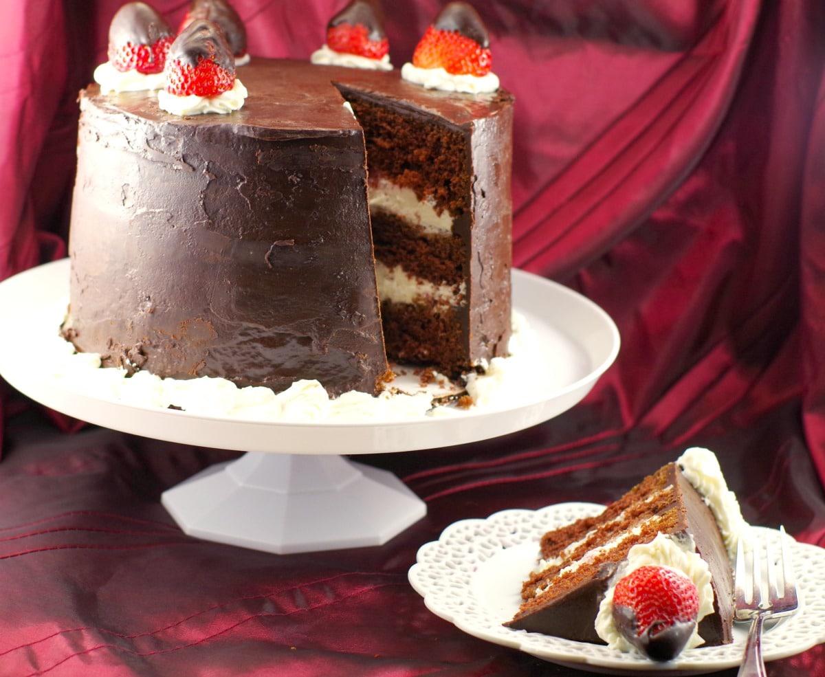 Root Beer Float Cake Recipe Birthday Cake recipe Food Meanderings