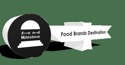 Food Milestone Footer Logo