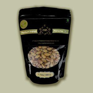 Golden Kashmir Premium Pistachio | 500G (1.1Lbs)