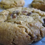 Peanut Butter, Smoked Bacon and Chocolate Chip Cookies Recipe