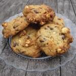 Toffee Popcorn Cookies