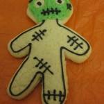 Brrrrrraaaaiiinnnsss {Recipe – Zombie Cookies}