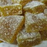 Fruit Jewels {Recipe – Pate de Fruit/Fruit Pastilles}