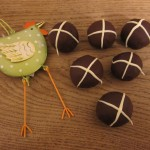 Angry Bunny Treats {Recipe – Hot Cross Bun Chocolate Truffles}