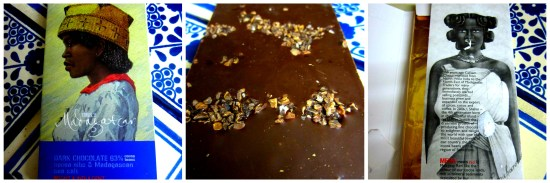 Menakao and a Dark Chocolate With Cocoa Nibs & Sea Salt - www.foodnerd4life.com