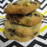 Joy the Baker's Dark Chocolate, Pistachio and Smoked Sea Salt Cookies Recipe
