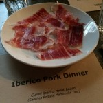 Follow Your Snout {Review – Sherry and Iberico Pork Night, Pata Negra, Bristol}