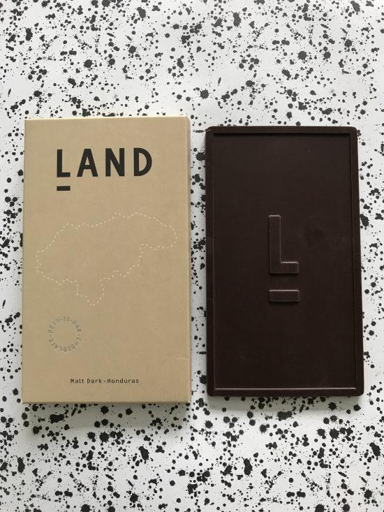 Land Chocolate 65% Dark Malt Honduras