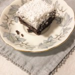 Stollen Brownies