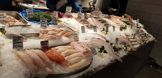 Seven and Wye Smokery Fish Counter - foodnerd4life