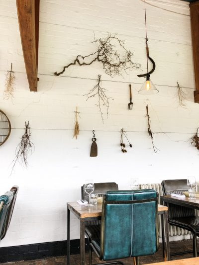 Ethicurean Decor - best places to eat in Bristol - www.foodnerd4life.com