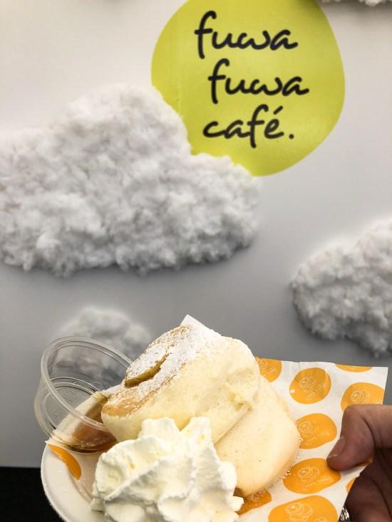 Fuwa Fuwa - Japanese Soufflé Pancakes - Taste of London 2019 - www.foodnerd4life.com