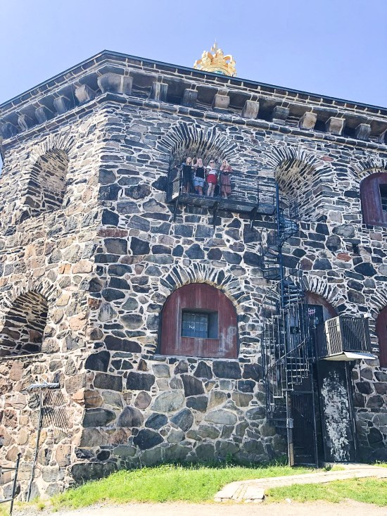 Skansen Kronan Fortress, 10 Things to Do and See in Gothenburg, Sweden - www.foodnerd4life.com