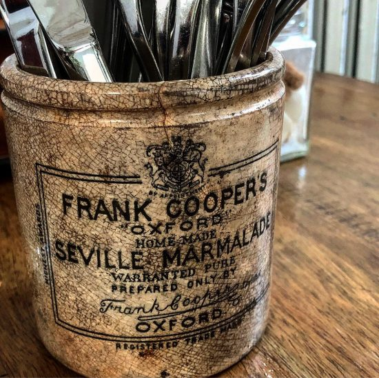 Frank Coopers Marmalade Jar, The Old Jam Factory, Oxford - www.foodnerd4life.com