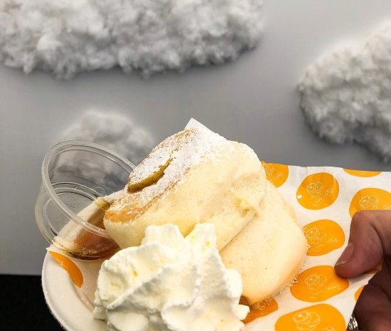 Fuwa Fuwa Japanese Souffle Pancakes - www.foodnerd4life.com