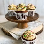 Gingerbread Cupcakes with Gingerbread Frosting Recipe