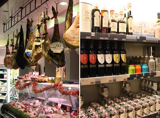 Gourmet Grocery Store: Marché des gastronomes