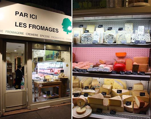 Cheeses: Par ici les fromages