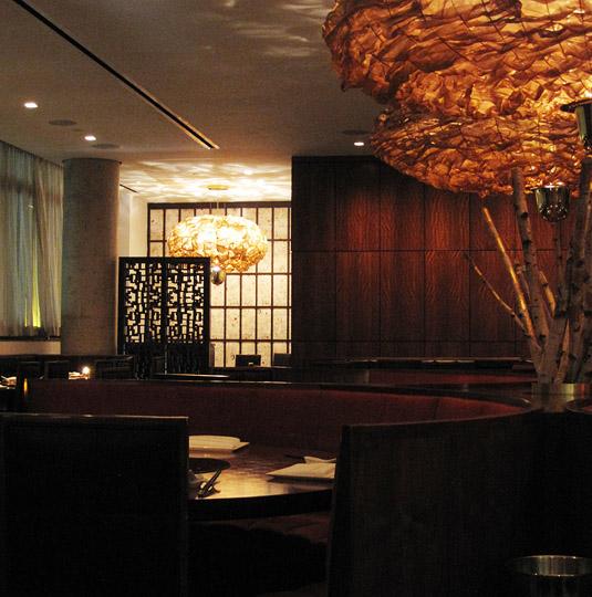 Shang's beautiful modern Asian decor