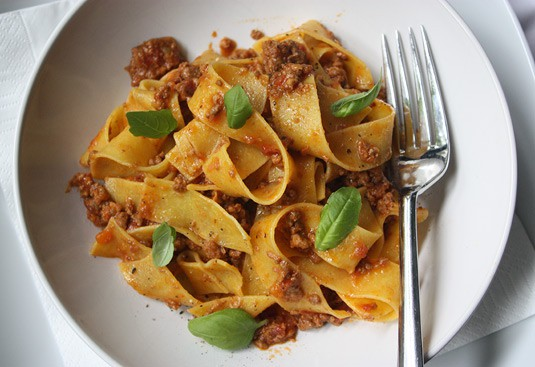 My most beautiful post: How to Make an Authentic Bolognese Sauce