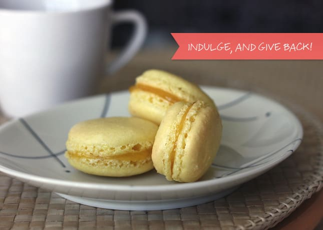 March 20, 2012: Happy Macaron Day!