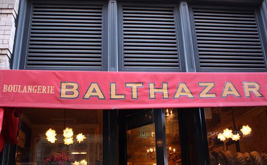 BALTHAZAR BAKERY 80 Spring Street, New York City