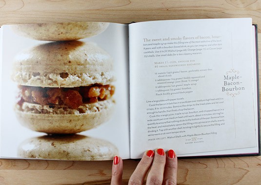 Win a signed copy of Chef Kathryn Gordon's Les Petits Macarons: Colorful French Confections to Make at Home