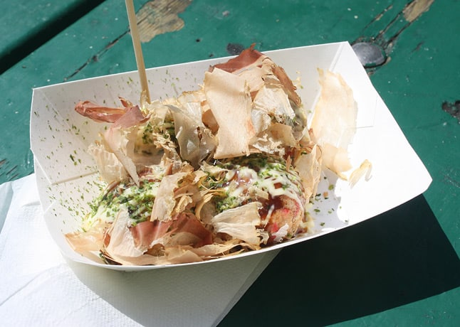 Yes, takoyaki in Montreal! / FoodNouveau.com