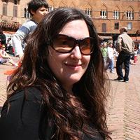 Melanie Biehle, lifestyle blogger on Inward Facing Girl / FoodNouveau.com