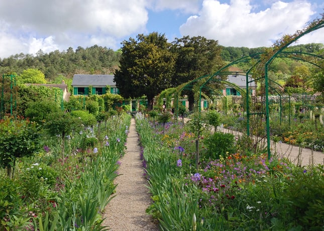 Monet's Gardens in Giverny, France // FoodNouveau.com