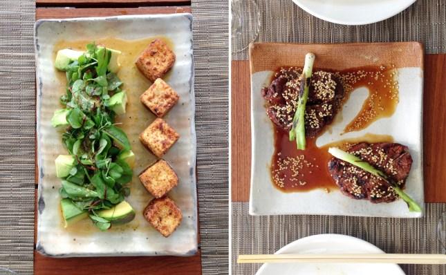 Food at Zuma Miami // FoodNouveau.com