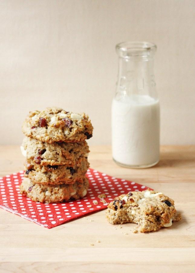 Breakfast Cookies // FoodNouveau.com