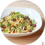 Addictive, Veggie-Filled Fried Rice // FoodNouveau.com