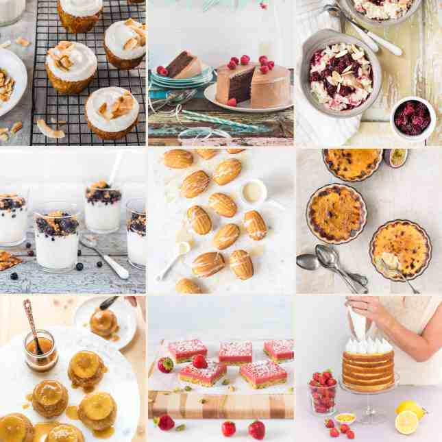 Original photography from Sweet Spot: Modern, Better-for-You Dessert Recipes, with Clever Tips to Bake (Mostly) Dairy Free, a cookbook by Marie Asselin // FoodNouveau.com